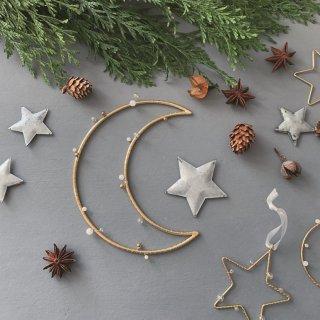 runi moon ornament