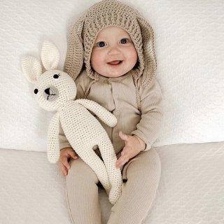 miann&co bunny white