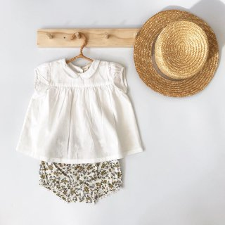 littlecottonclothes junotop white