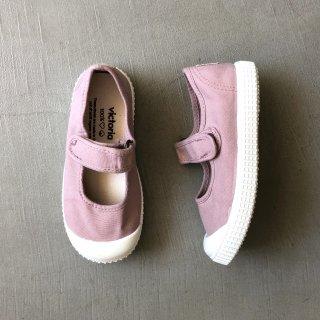 victoria onestrap shoes violeta