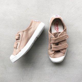 cienta 2strap shoes beige