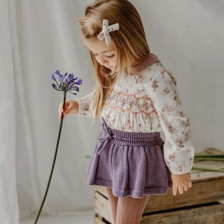 happyology  roseleigh knitted short mauve