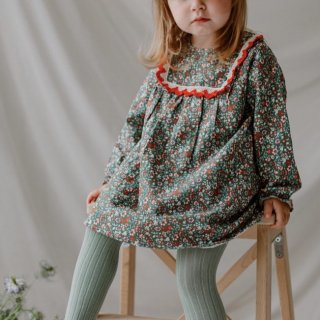 happyology belle dress chelsea green