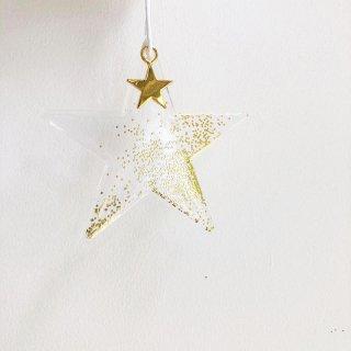 rader glass star gold