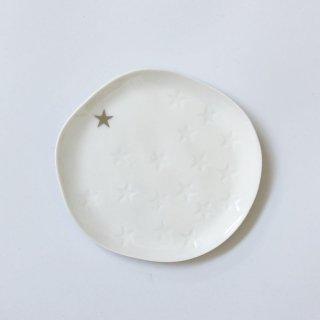 rader dinin small plate star silver