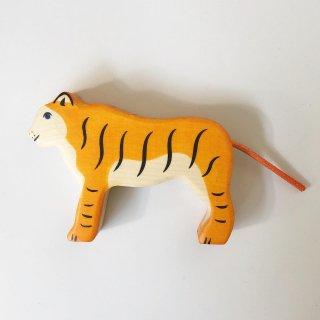 holz tiger tiger standing