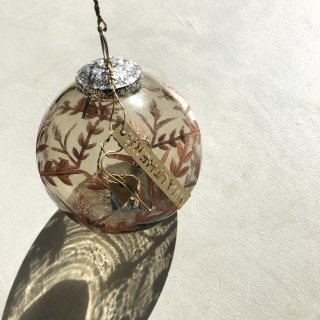 walther&co    Bauble smoke leafcut