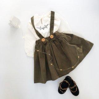 milou&pilou  coad skirt khaki