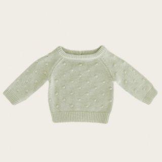 jamie kay dotty knit  alfalfa marle