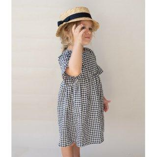 petit indi gingham check dress