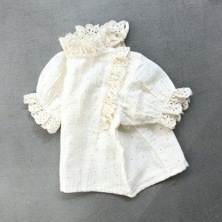 Liilu stella blouse milk