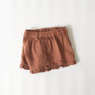 Liilu bella shorts toffee