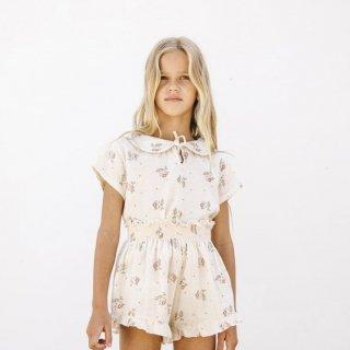 Liilu lara blouse summer bloossom