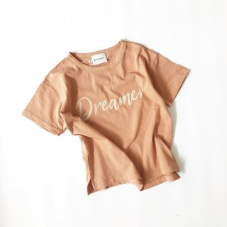 Last1! mipounet dreamer tshirt rust