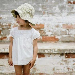 little cotton clothes tiny hat blossomfloral samphire