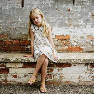 little cotton clothes annie dress tansy floral