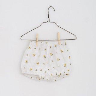 little cotton clothes poppy bloomer cloverfloral seersucker