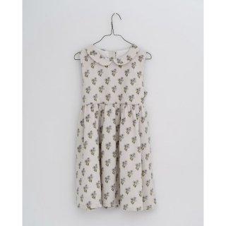 little cotton clothes jemica dress poppyfloral