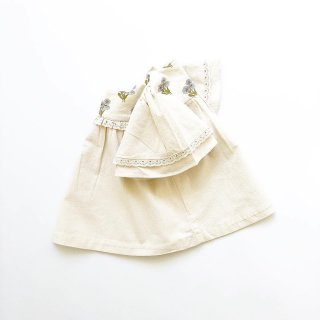 littlecottonclothes laura blouse poppyfloral