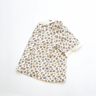 littlecottonclothes winnie blouse muslin asterfloral