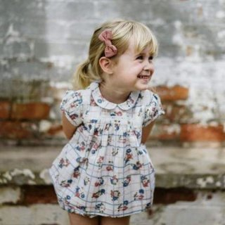 littlecottonclothes juno blouse teatime floral