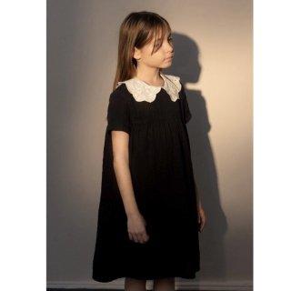 minimom frances dress black
