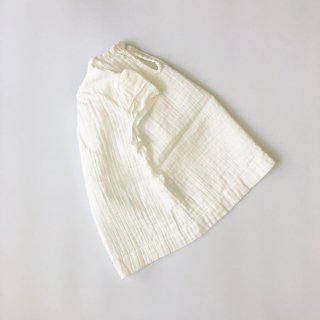 minimom agnes blouse white