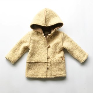 nixnut  winter jacket lammy camel