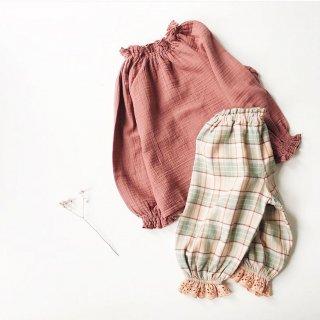 Liilu nala blouse pink