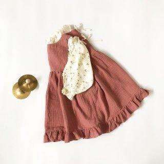 Last1! Liilu pipa apron pink