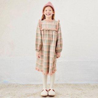 Liilu lana dress check