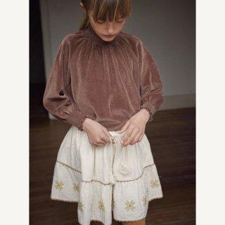 Liilu smocked blouse kids