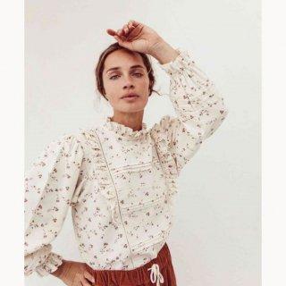 Liilu maria blouse ladies