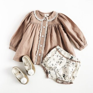 Last1! littlecottonclothes eleanor blouse mallow linen 9月15日21時より販売予定