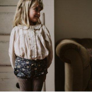 Last1! littlecottonclothes eleanor blouse milk linen 9月15日21時より販売予定