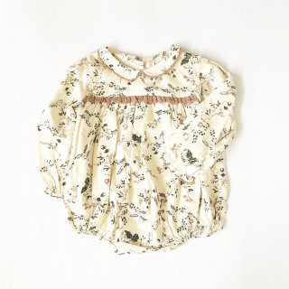 Last1!littlecottonclothes emile romper mallow floral  9月15日21時より販売予定