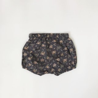 littlecottonclothes poppy bloomer winter blue floral 9月15日21時より販売予定