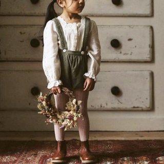 littlecottonclothes hasting romper lichen velvet  9月15日21時より販売予定