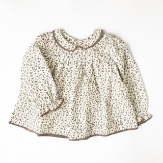 littlecottonclothes emma blouse woodland floral  9月15日21時より販売予定