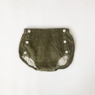 Last1! littlecottonclothes folkstone bloomers lichen velvet 9月15日21時より販売予定