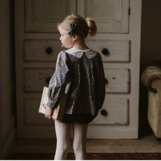 littlecottonclothes hazel blouse paisley winter floral 9月15日21時より販売予定