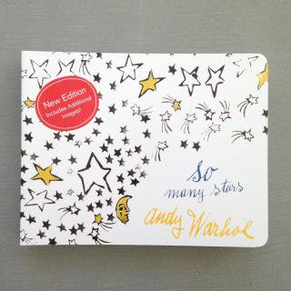 Andy Warhol so many stars board book