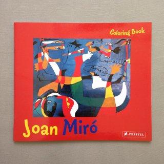 Joan miro coloring book