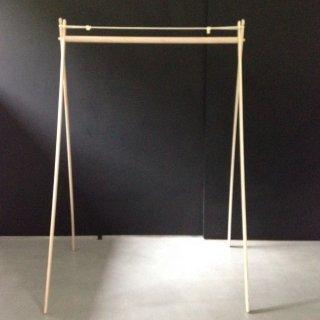 folk made long hanger rack      11月納期ご予約受付中