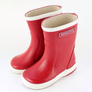 bergstein rainboots red ご予約受付中
