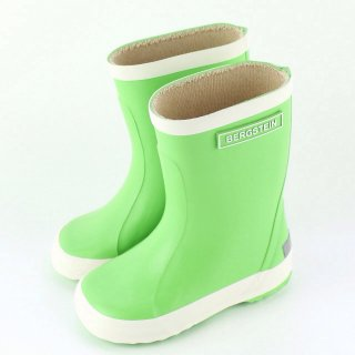bergstein rainboots lime green ご予約受付中