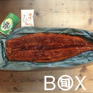 旬八ボックス(愛知県産「特大うなぎ蒲焼セット」)※クール冷凍便送料込み〈赤坂店発送 〉