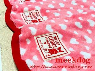 キュートなハートパジャマ       【ピンク】