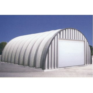 American Steel Span Garage Model-Q / アメリカンスチールスパン ガレージ モデル-Q