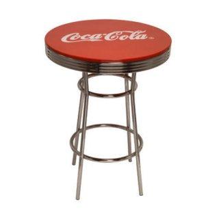 Coca-Cola American Bar-table / コカ・コーラ アメリカン バーテーブル